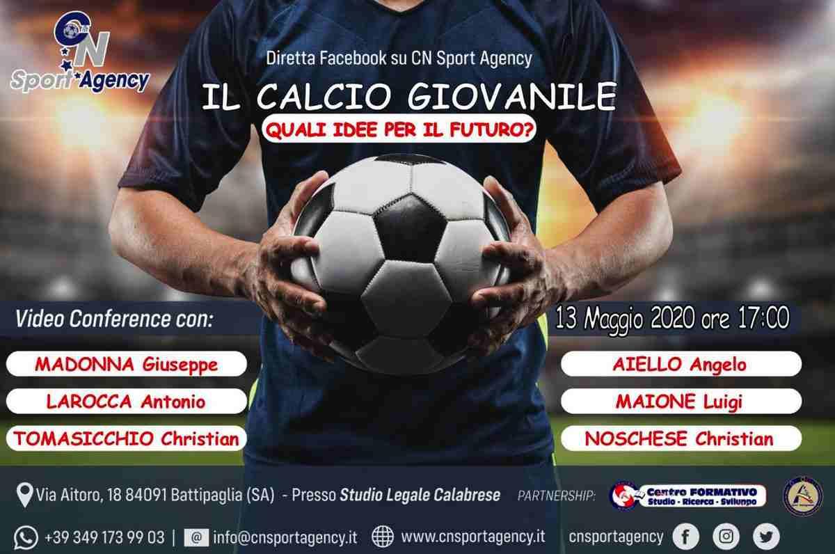 webinar calcio giovanile