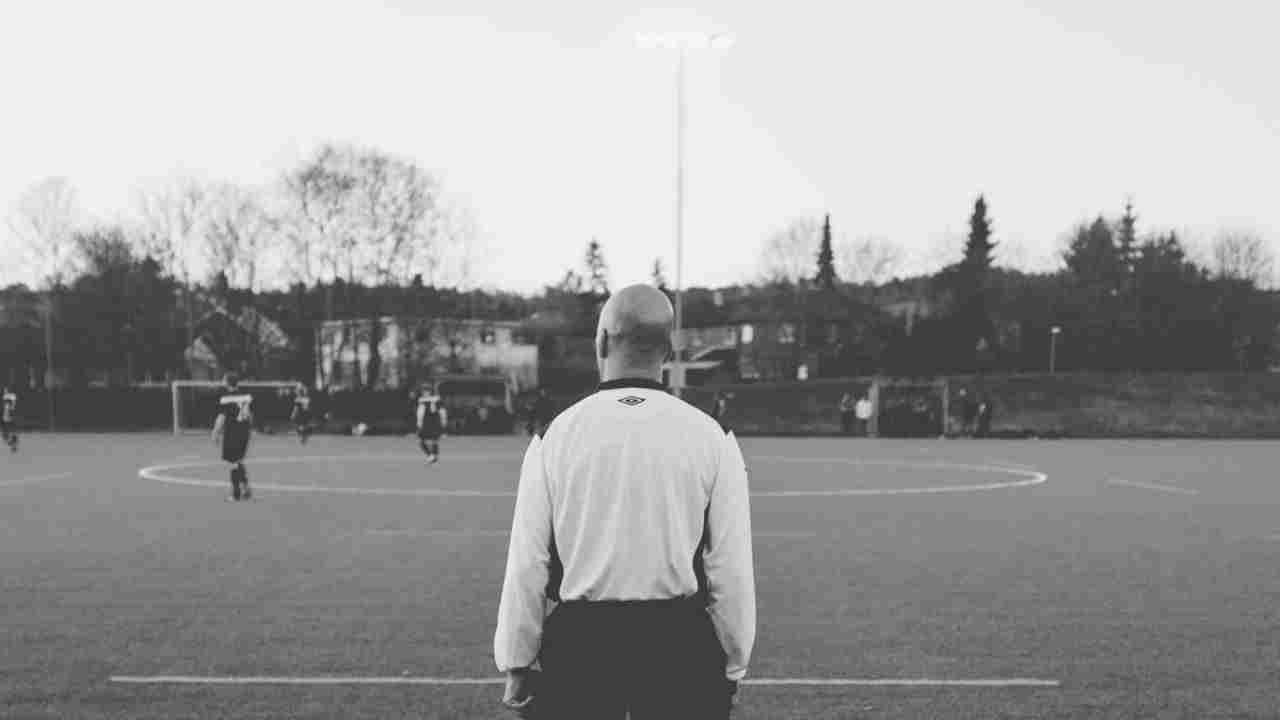 arbitro calcio