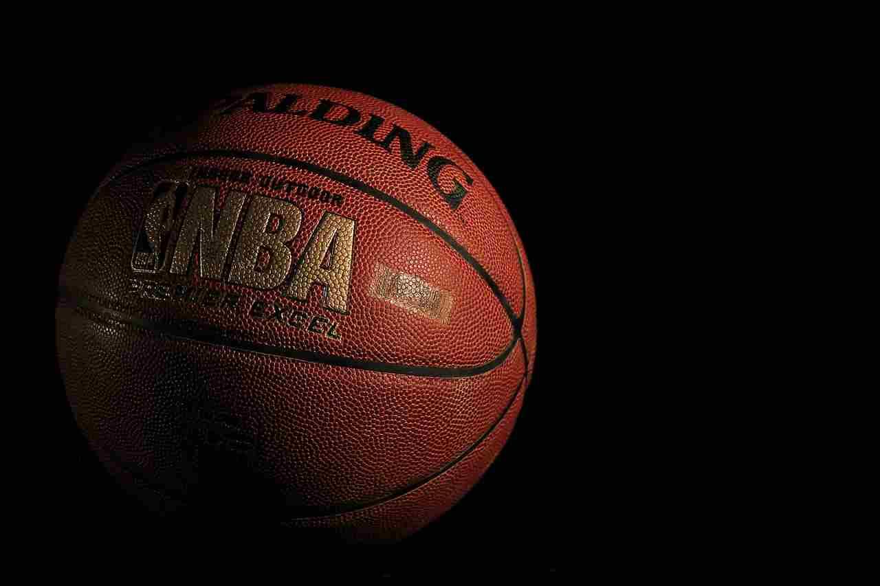 palla basket nba
