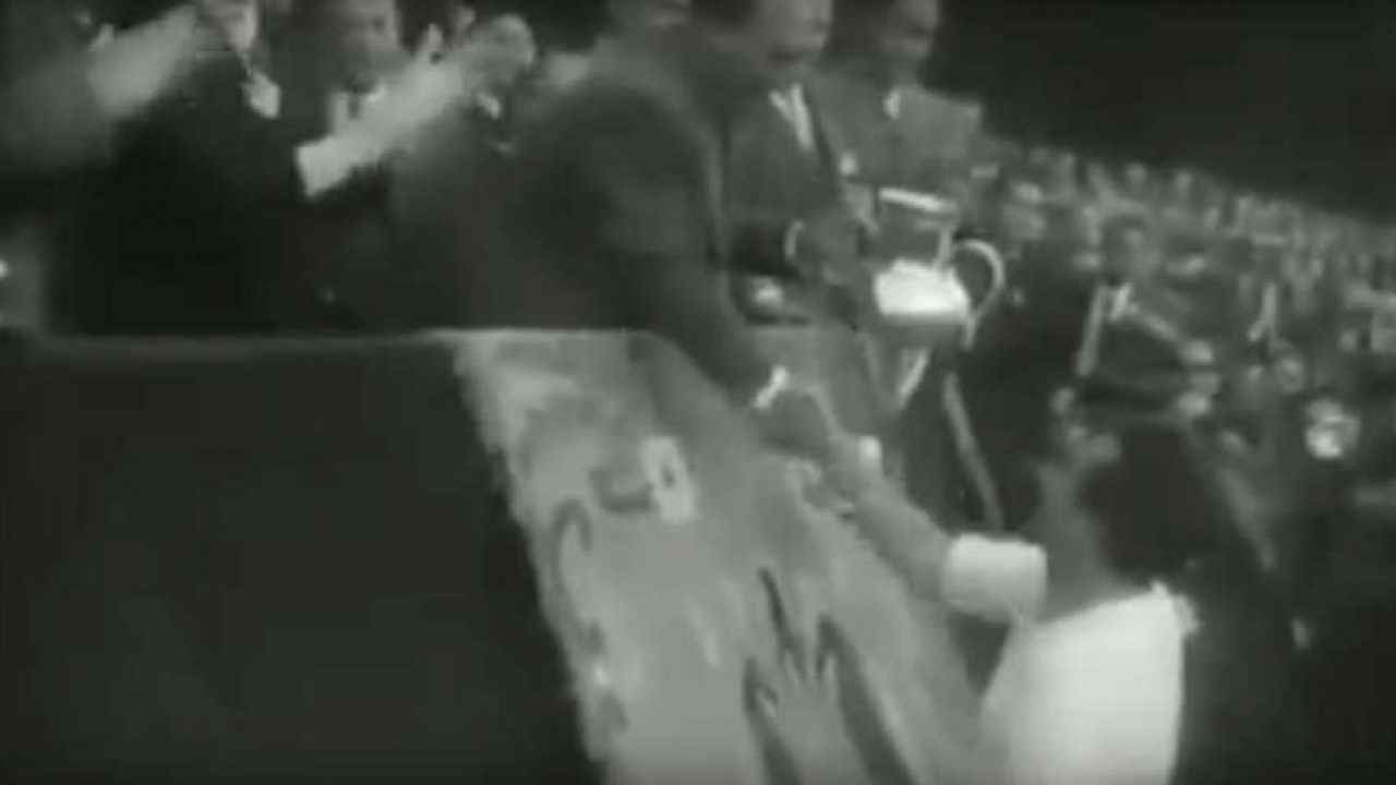 coppa campioni 1957