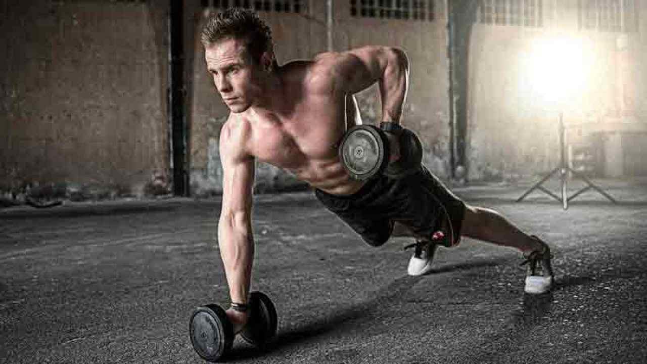 fitness uomo