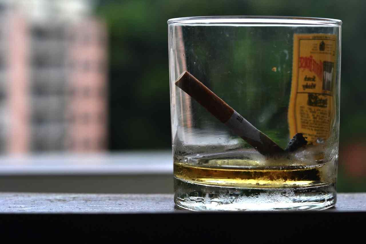 grappa-sigaretta