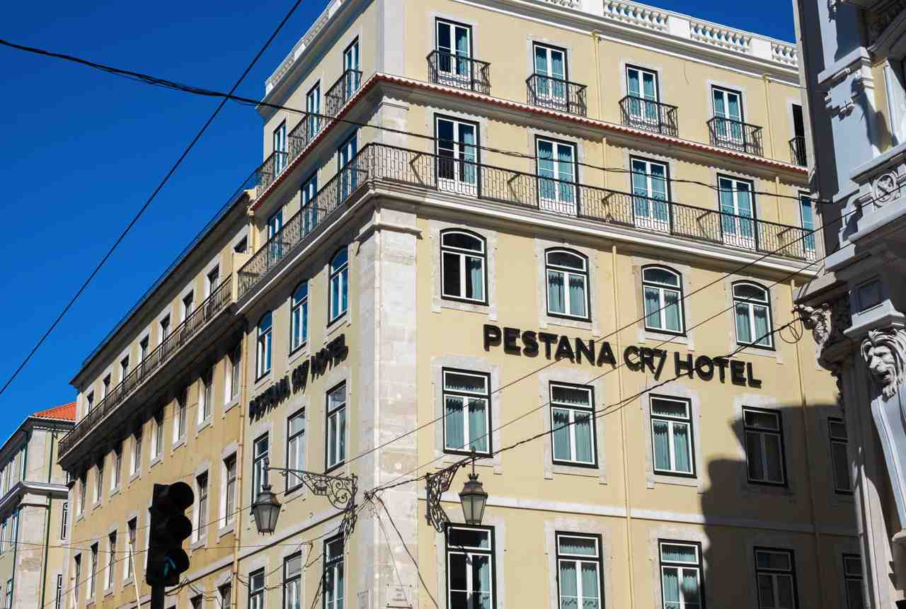 hotel cr7