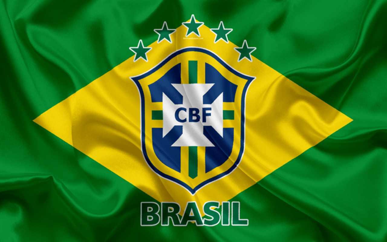 logo brasile calcio