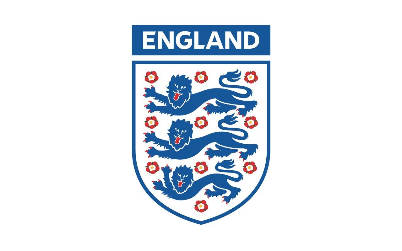 logo nazionale inglese calcio
