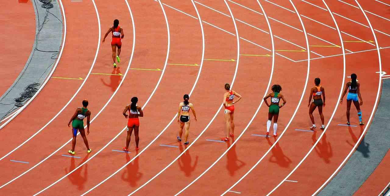 running track&field