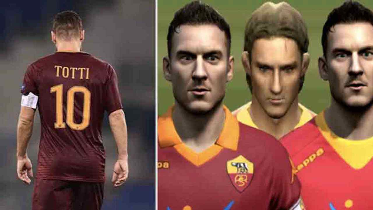 totti fifa ea-sports